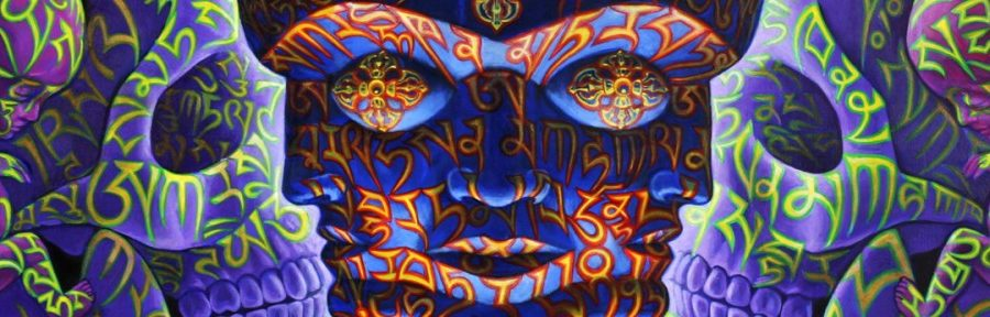 Alex Grey, Song of Vajra