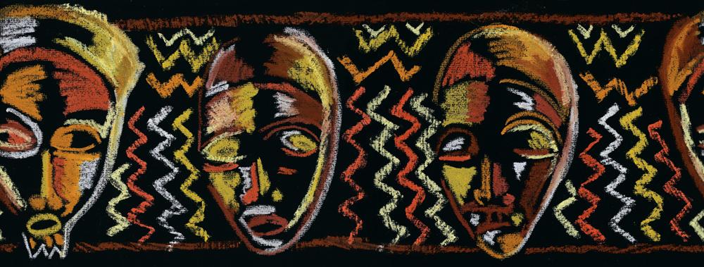Aafrikaanse maskers